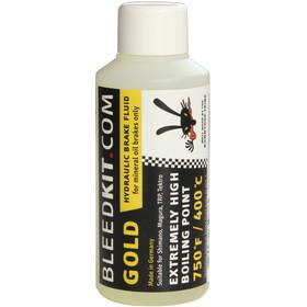 Bleedkit Mineral Brake Fluid Gold Hydraulic 100ml